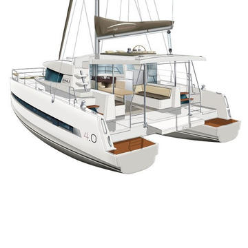 Catana Bali 4.0 Owner Version