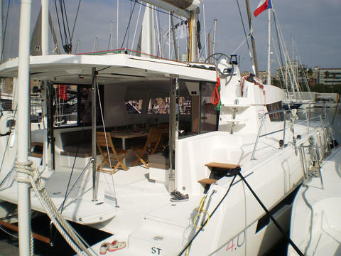 Catana Bali 4.0 with Watermaker