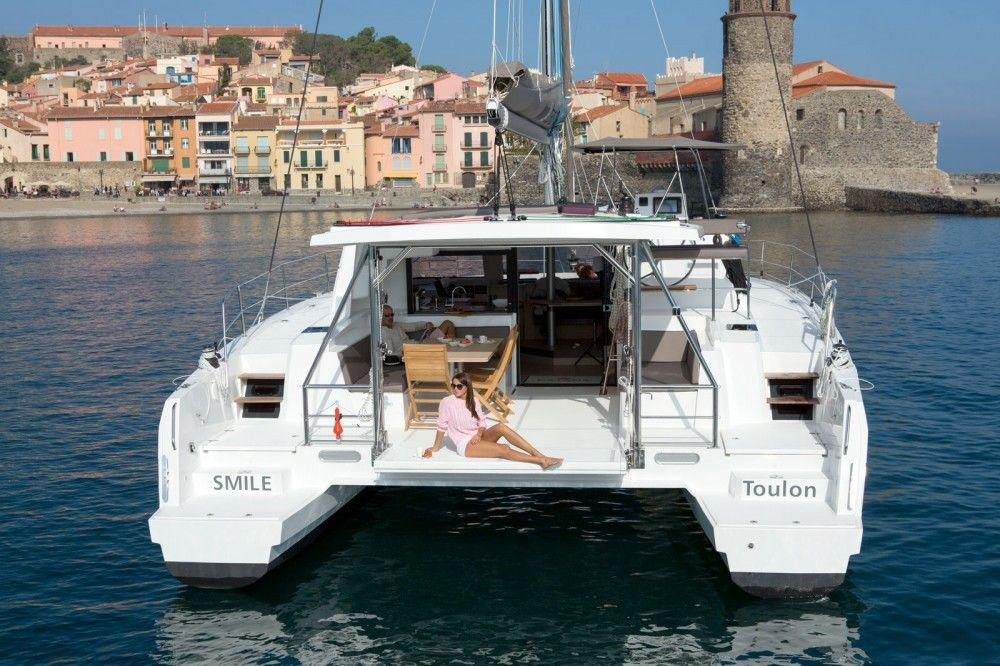 Catana Bali 4.5 with A/C