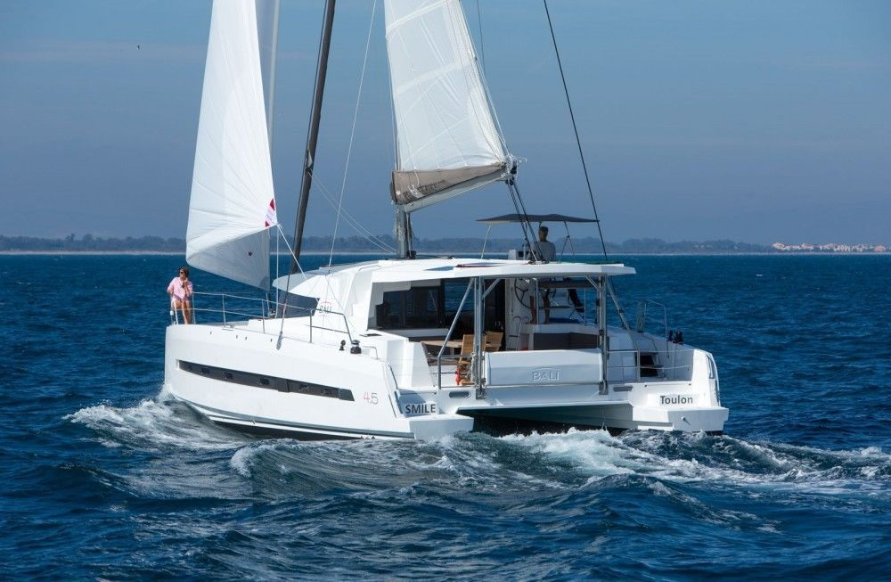 Catana Bali 4.5 with A/Cfoto 2