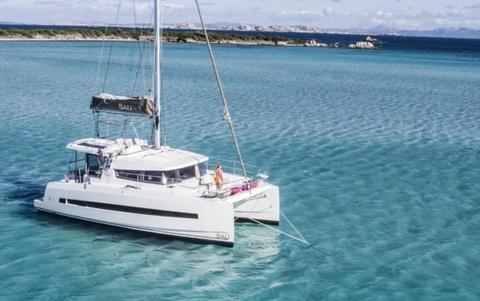 Catana NEW Bali 4.1 with A/C