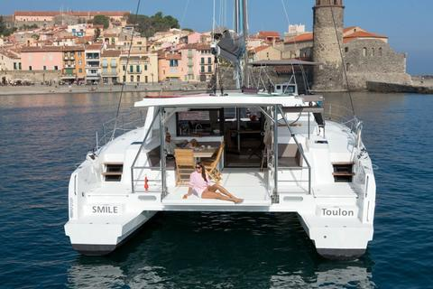 Catana NEW Bali 4.5 with A/C