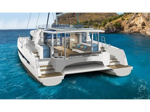 Catana NEW Bali 5.4 mit Skipper