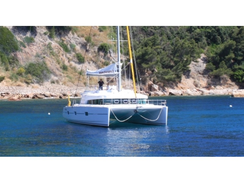 Catlante 600 - incl. crew & full Board
