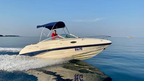 Chaparral 215ssi
