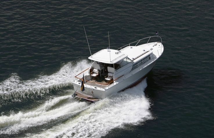 Chris-Craft 31
