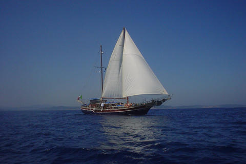 Custom Built Ketch 87