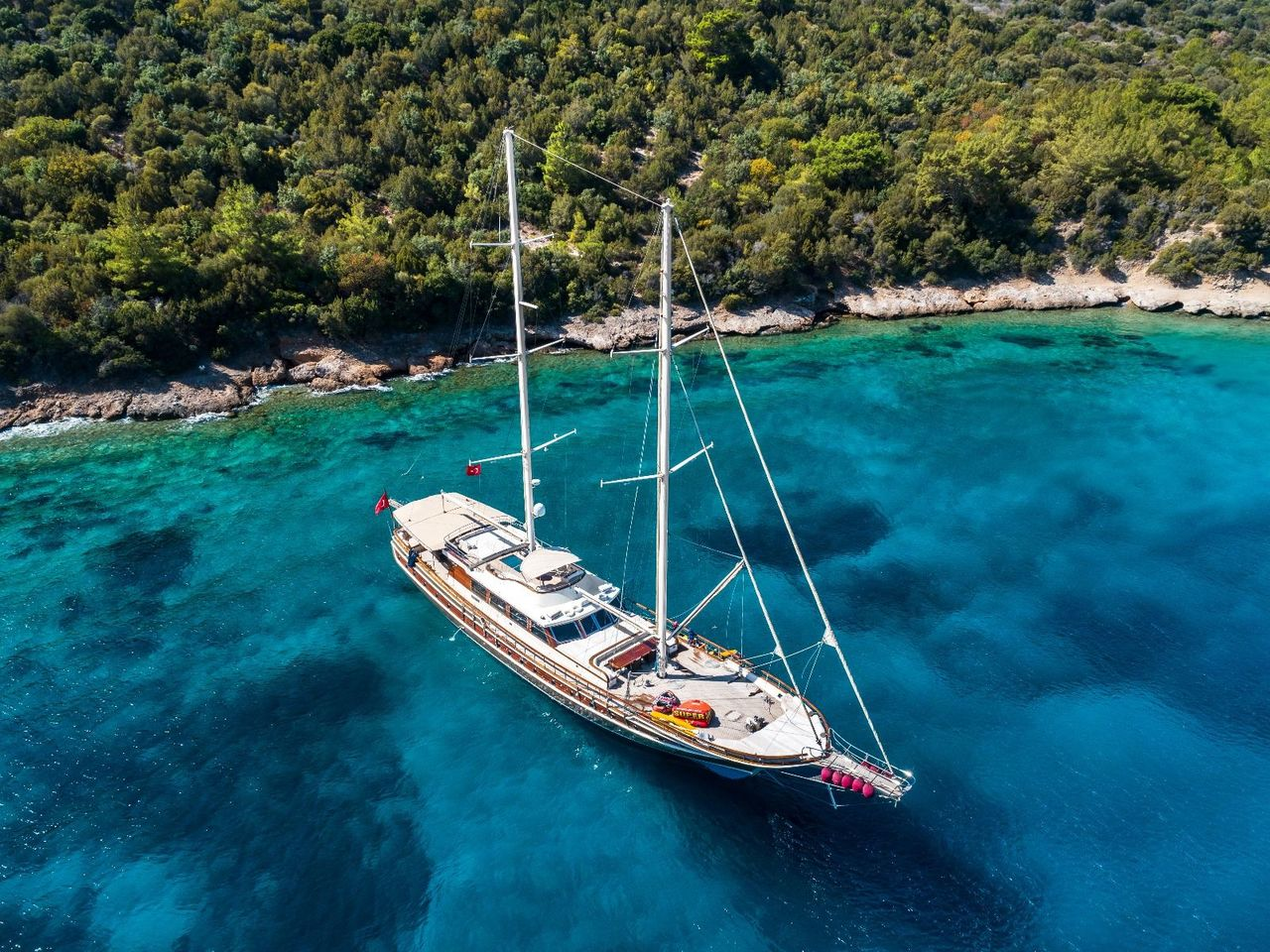 Deluxe Gulet 37 m - immagine 2