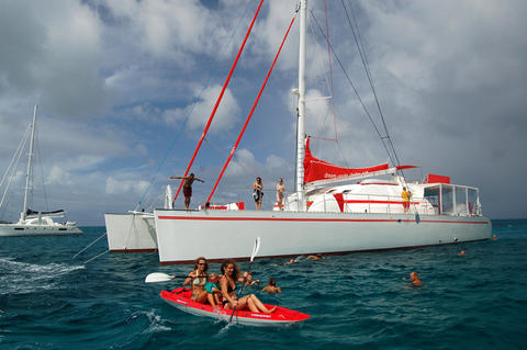 Dream 82 ft Catamaran