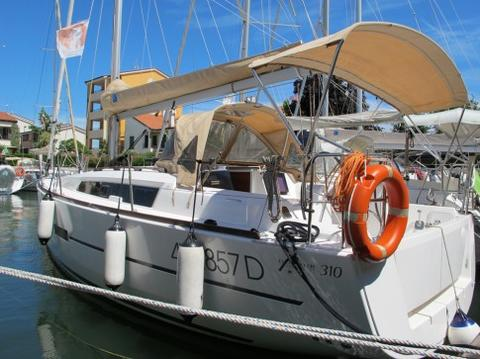 Dufour 310 Grand Large Bj.2015