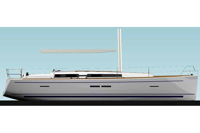 Dufour 405 Grand Large - immagine 1