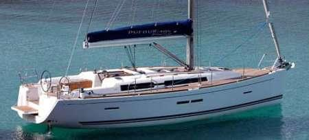 Segelboot Dufour 405 Grand Large