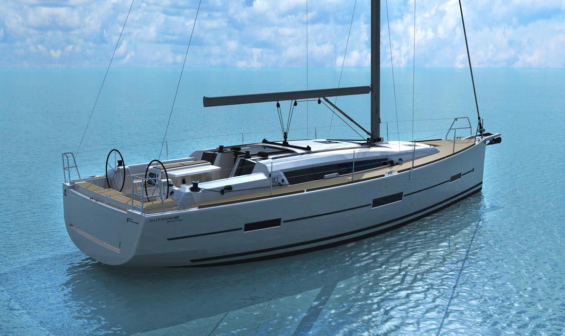Dufour 412 Adventure - fotka 1
