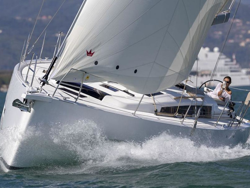 Dufour 430 Grand Large - fotka 3