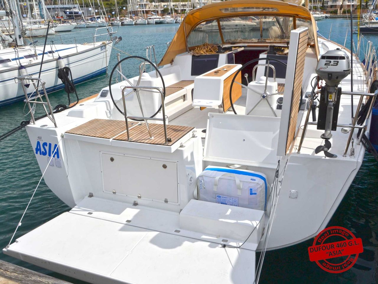 Dufour 460 GL - picture 1