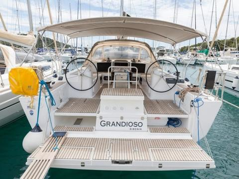 Dufour 500 Grand Large 2014!
