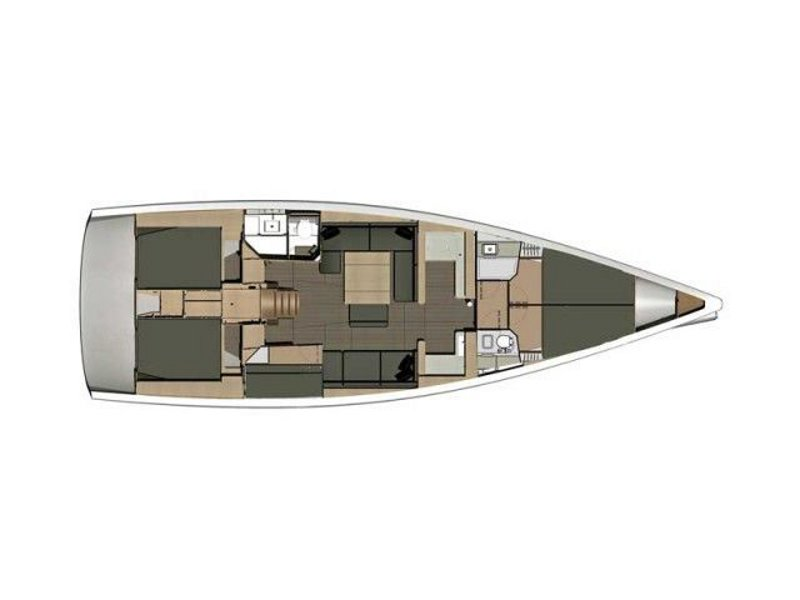 Dufour 512 Grand Large - immagine 2