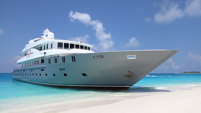 Fairline Maldives Motoryacht 40m