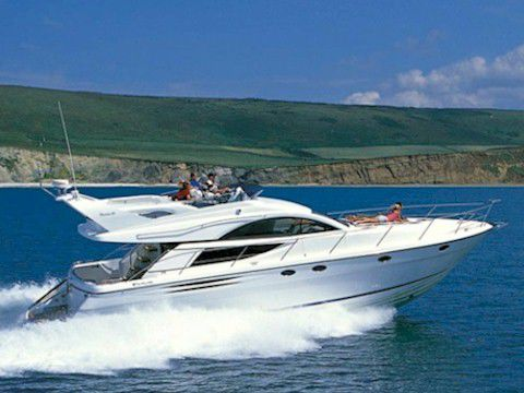 Fairline Phantom 50 - Bild 1