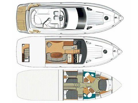 Fairline Phantom 50 - Bild 3