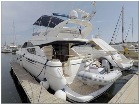Fairline Phantom 50 - picture 2