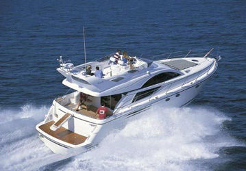 Fairline Phantom 50'