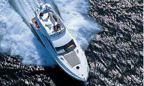 powerboat Fairline Phantom50™ Denia