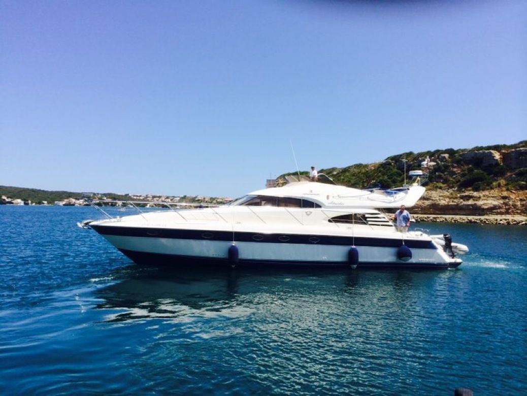 Fairline Squadrom 55´