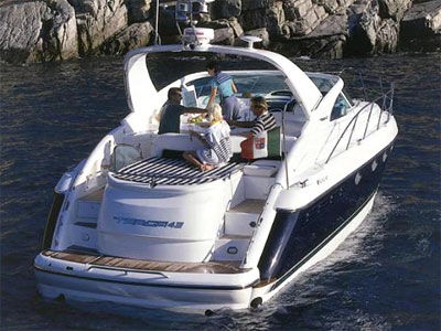 Fairline Targa 43picture 2