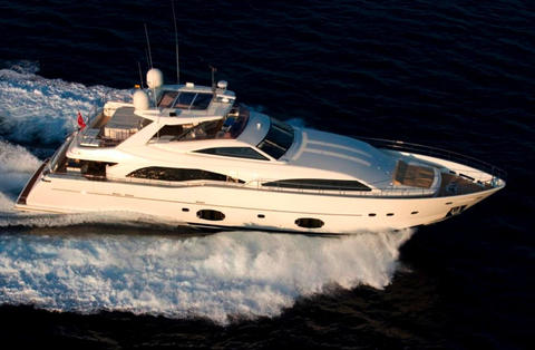 powerboat Ferretti 30 Metri
