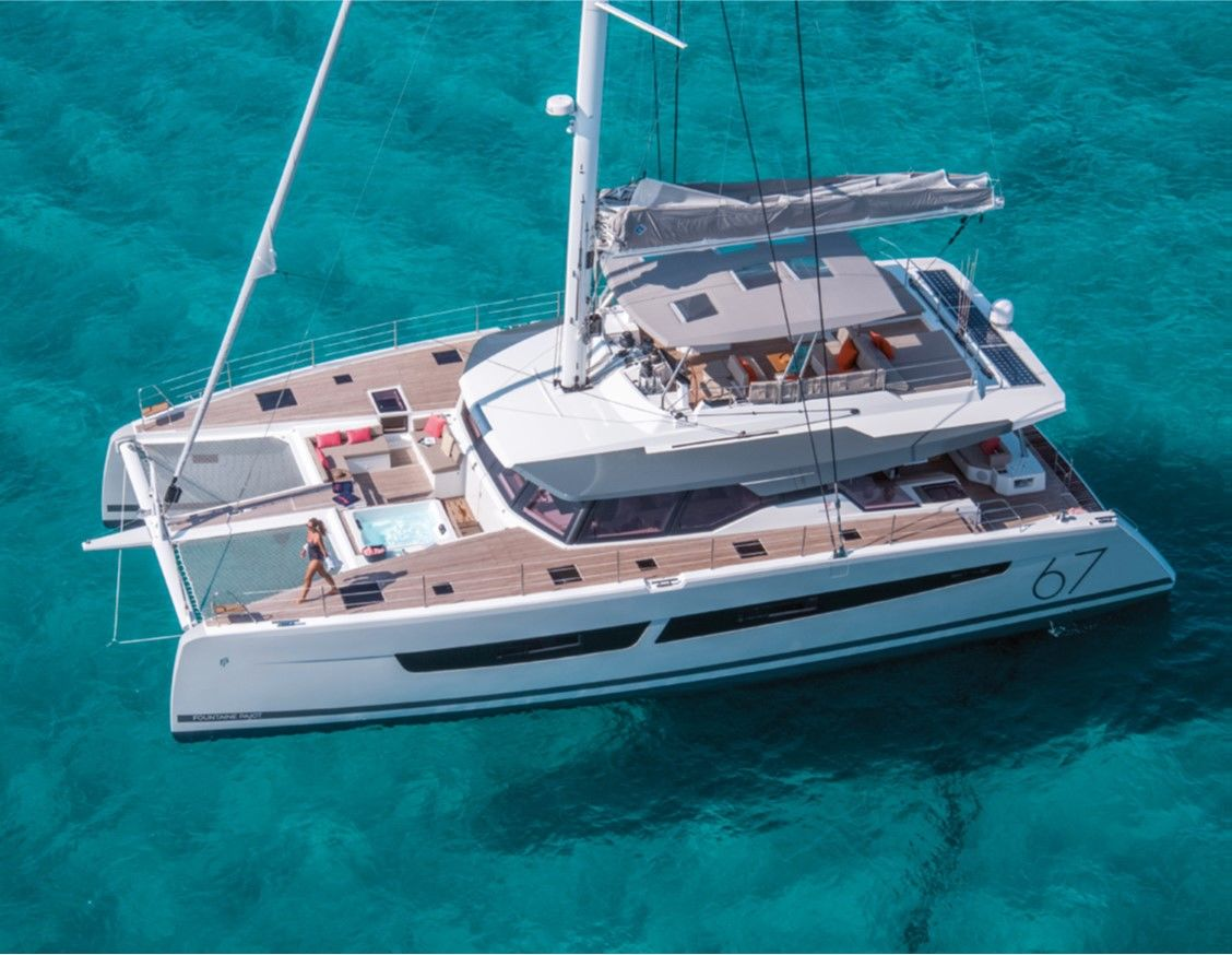 Fountaine Pajot Alegria 67 - фото 2