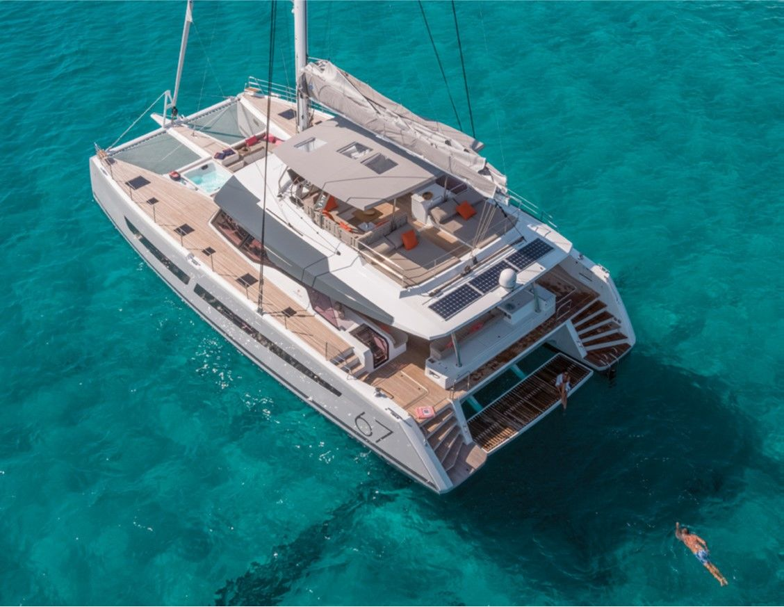 Fountaine Pajot Alegria 67 - фото 3