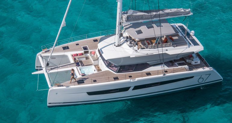 Fountaine Pajot Brandnew Alegria - immagine 1