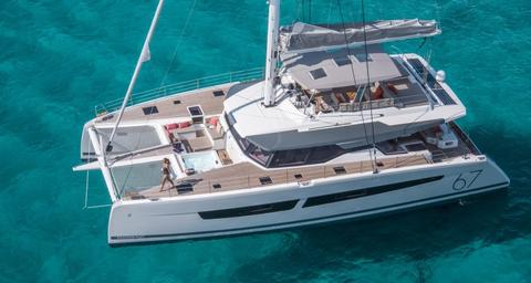 Fountaine Pajot Brandnew Alegria