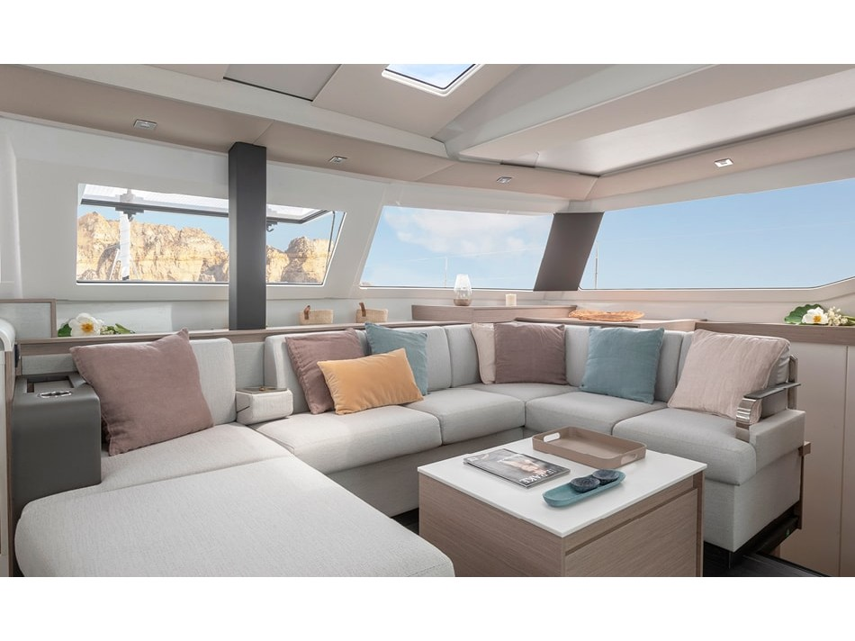 Fountaine Pajot Elba 45 - picture 3