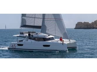 Fountaine Pajot Elba 45