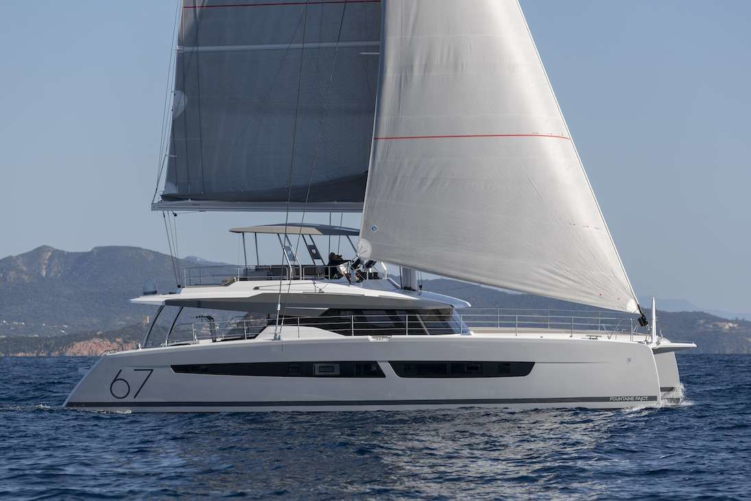 Fountaine Pajot FP