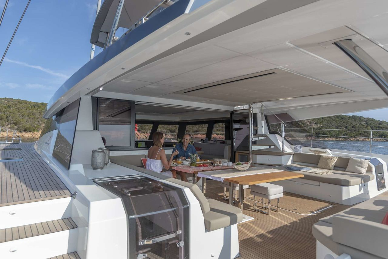 Fountaine Pajot FP - фото 3
