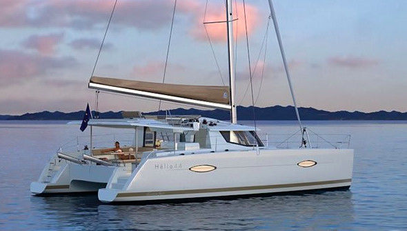 Fountaine Pajot Helia 44 - fotka 1