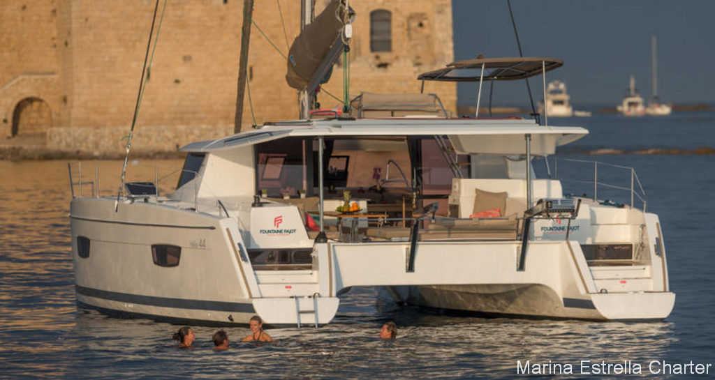 Fountaine Pajot Helia 44fotka 2