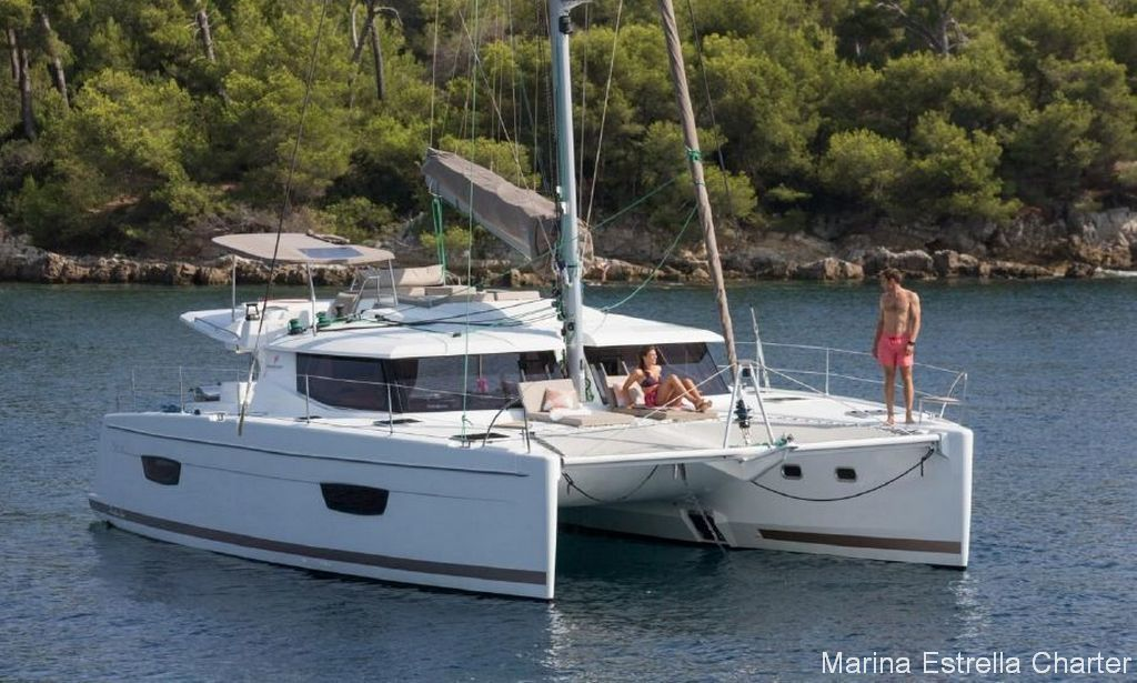 Fountaine Pajot Helia 44 - foto 1