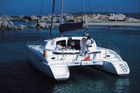 Fountaine Pajot Lavezzi 40 - фото 1