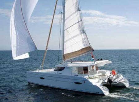 Fountaine Pajot Lipari 40