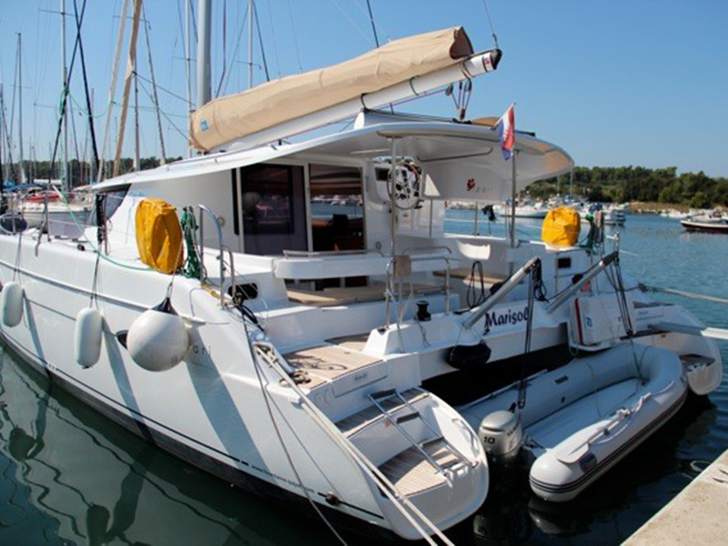 Fountaine Pajot Lipari 41 (4 dbl, 2sgl) - picture 1