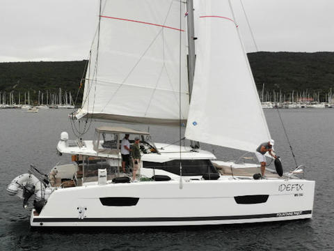 Fountaine Pajot Lucia 40 - 3 cab