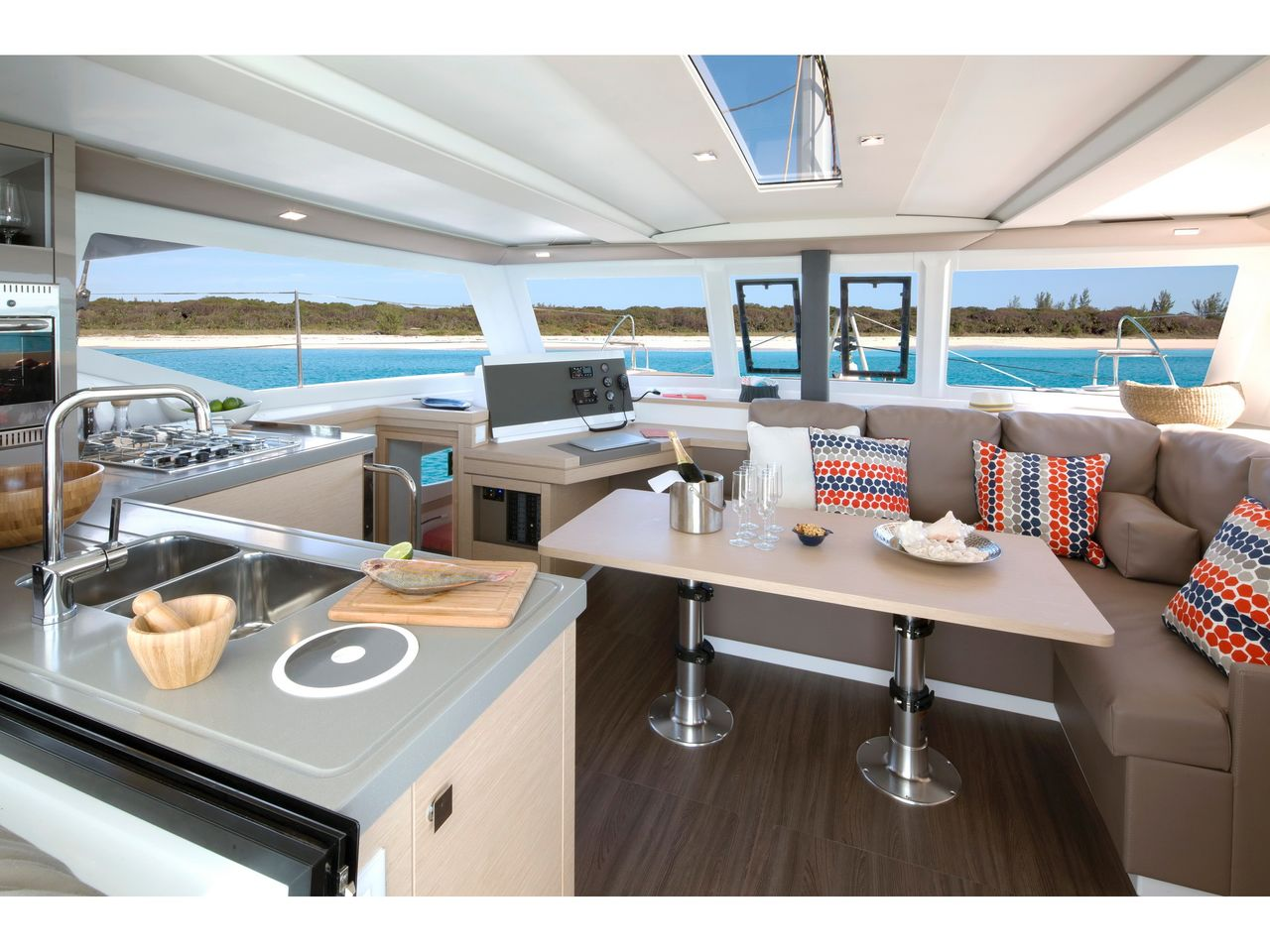 Fountaine Pajot Lucia 40 (4cab./4 hds) - image 3