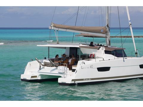Fountaine Pajot Lucia 40 (4cab./4 hds)