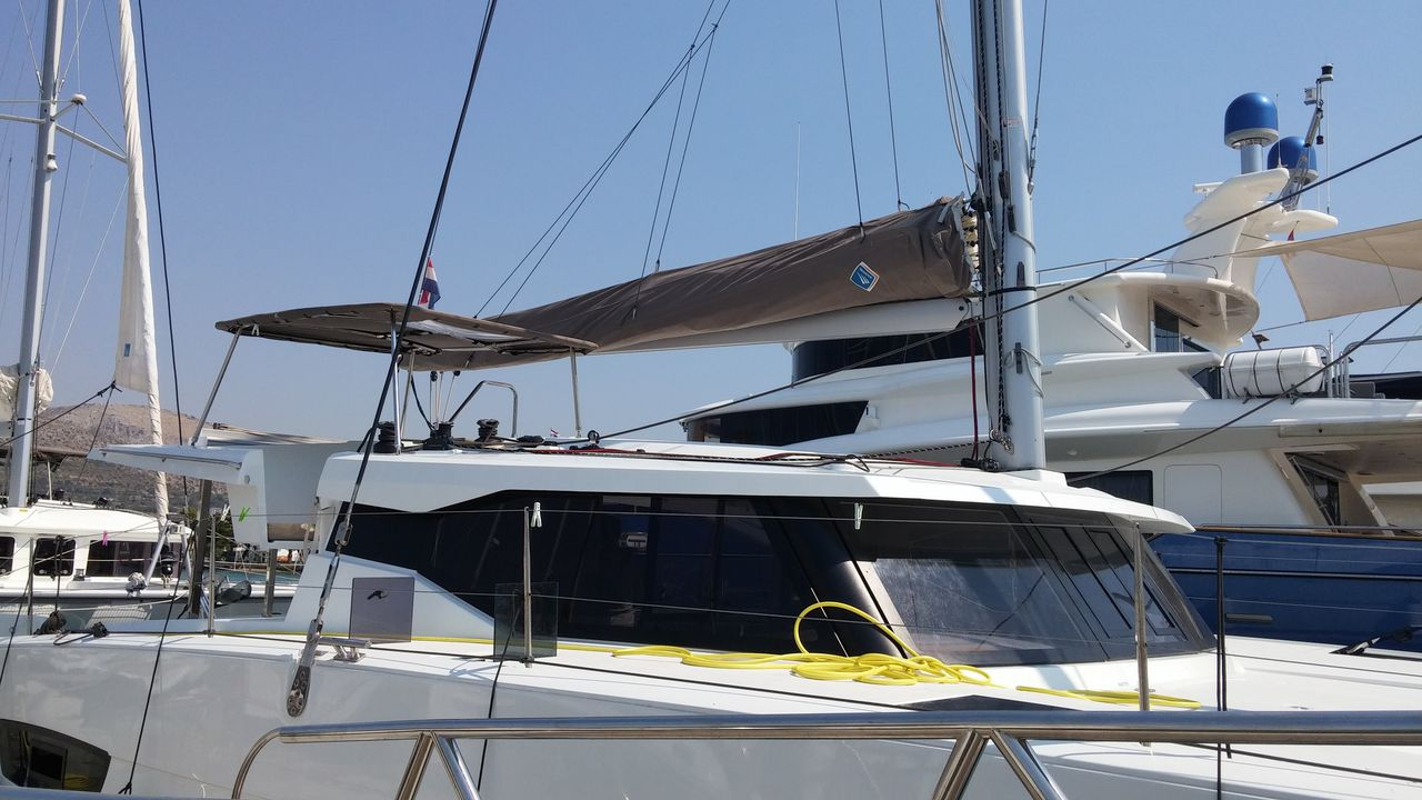 Fountaine Pajot Lucia 40фото 2