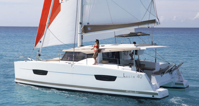 Fountaine Pajot Lucia 40 - foto 1