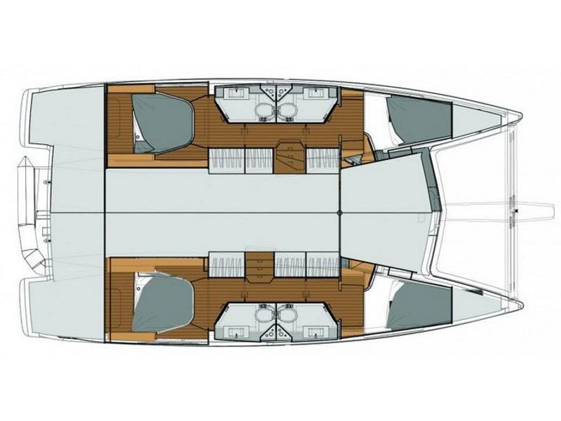 Fountaine Pajot Lucia 40image 2